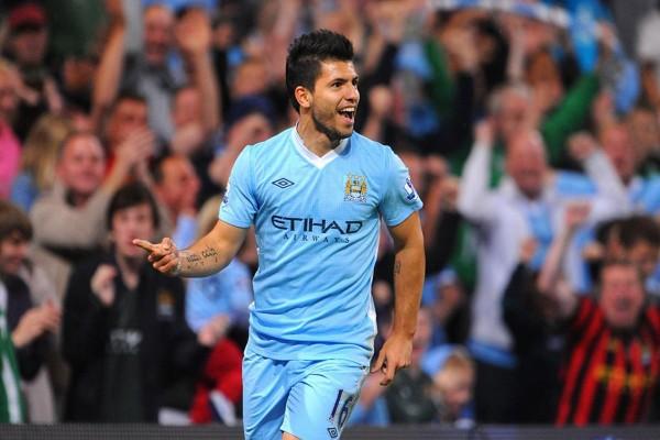 Sergio Agüero (Manchester City)