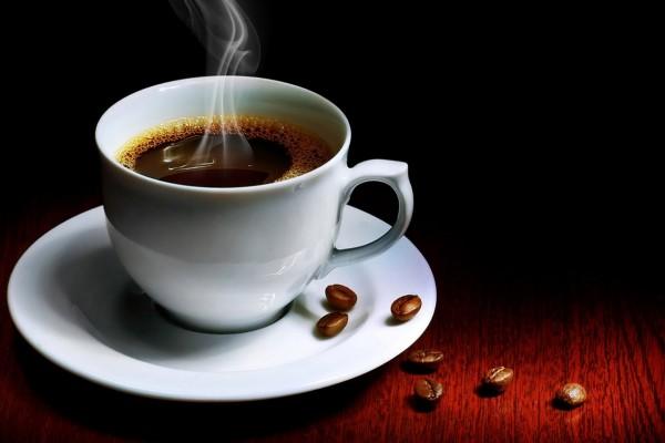 Café recién hecho