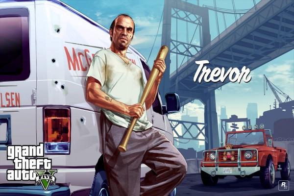 """Grand Theft Auto V """"Trevor"""""""