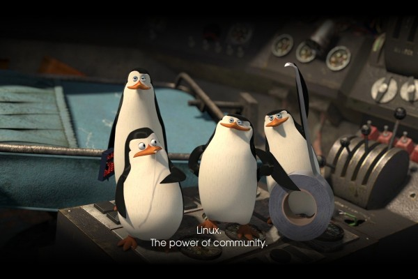 Linux, el poder de la comunidad