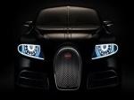 Bugatti negro