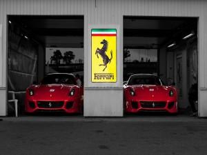 Un par de Ferraris
