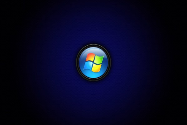 Logo de Windows circular