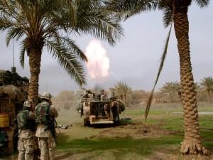 Postal: Guerra de Irak