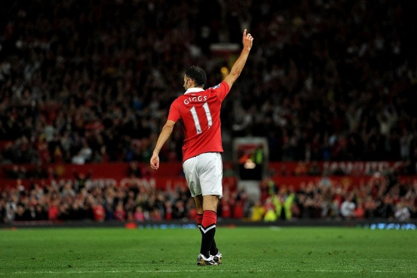 Ryan Giggs (Manchester United Football Club)