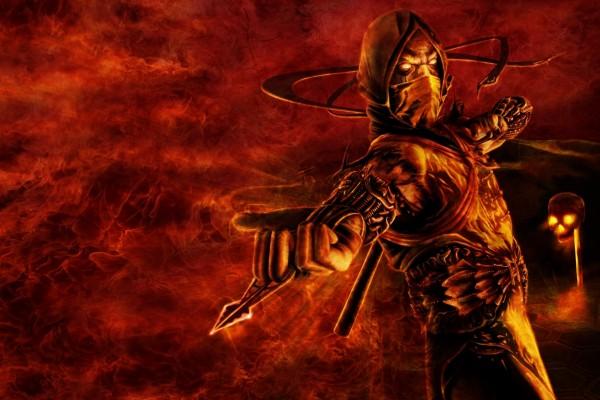 "Scorpion ""Mortal Kombat"""