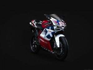 Postal: Ducati 848 Nicky Hayden Edition