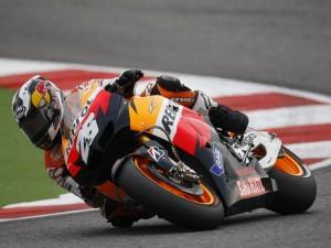Postal: Dani Pedrosa, Repsol Honda Team