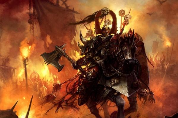 "Warhammer ""Caos"""