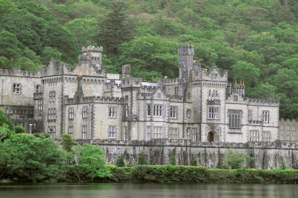 Castillo-Abadía de Kylemore (Irlanda)
