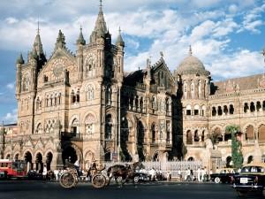 Postal: Estación Chhatrapati Shivaji (Bombay, India)