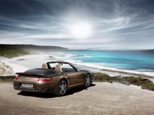 Postal: Porsche 911 Turbo Cabriolet