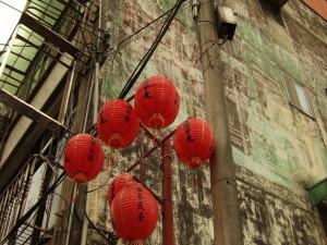 Faroles chinos