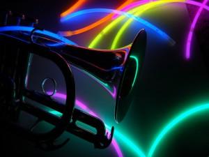 Postal: Trompeta