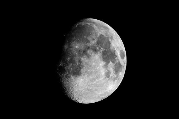 Cara visible de la Luna