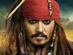"Postal: Jack en ""Piratas del Caribe"""