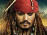 """Jack en """"Piratas del Caribe"""""""