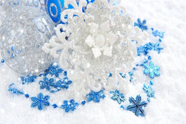 Adornos delicados para decorar en Navidad y Año Nuevo