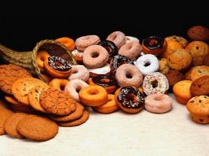 Rosquillas, galletas y magdalenas