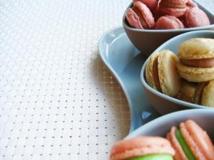 Macarons de varios sabores