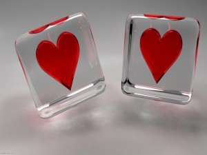 Dados de corazones