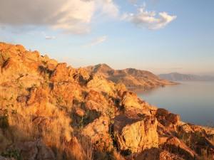Isla Antílope, Utah