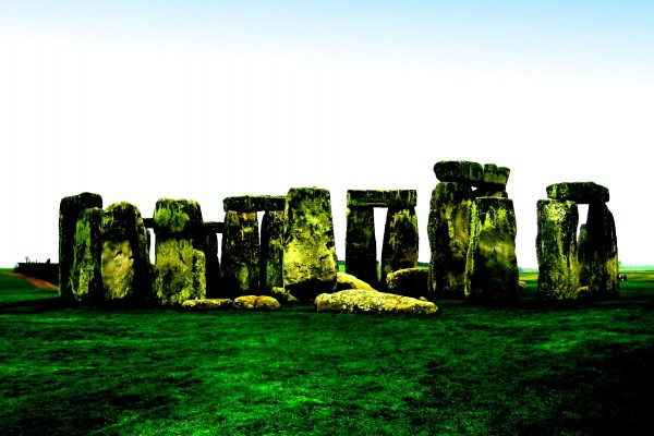 El monumento Stonehenge (Reino Unido)