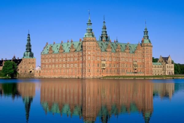 Castillo de Frederiksborg, Dinamarca