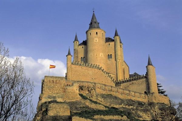 Alcázar de Segovia, España