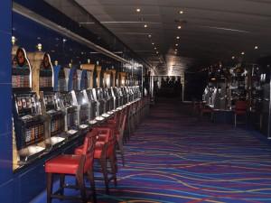 Casino en un crucero