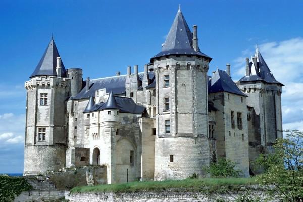 Castillo de Saumur, Francia