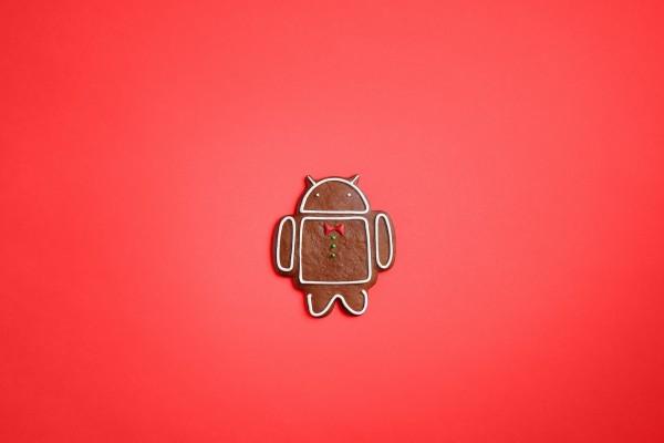 Android de galleta