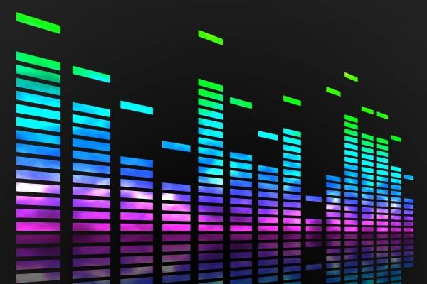 Ecualizador de música