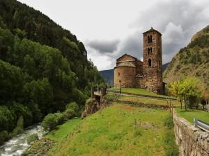 Postal: Iglesia de San Juan de Caselles