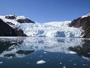 Postal: Parque Nacional de los Fiordos de Kenai (Alaska)