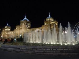 Academia del Arma de Caballería y Plaza de Zorrilla, Valladolid (España)