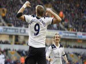 Román Pavliuchenko (Tottenham Hotspur Football Club)