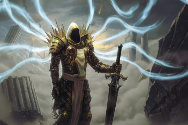 Diablo 3 (fan art)