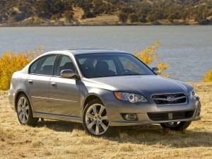 Postal: Subaru Legacy