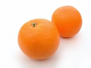 Dos naranjas