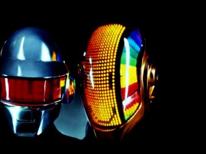 Daft Punk 3D