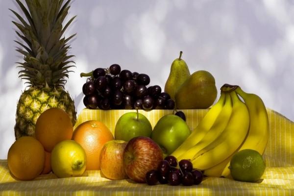 Frutas sanas y deliciosas