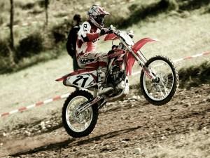 Postal: Honda Motocross