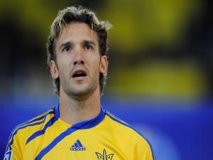 El ex-futbolista ucraniano Andriy Shevchenko