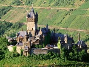 Castillo de Cochem, Alemania
