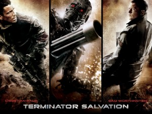 Terminator Salvation (Christian Bale y Sam Worthington)
