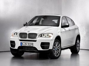 Postal: BMW X6 M50d