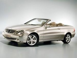 Postal: Mercedes CLK