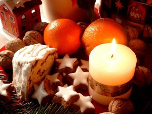 Postal: Aromas de Navidad