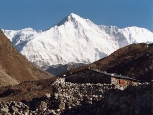 Postal: Monte Cho Oyu